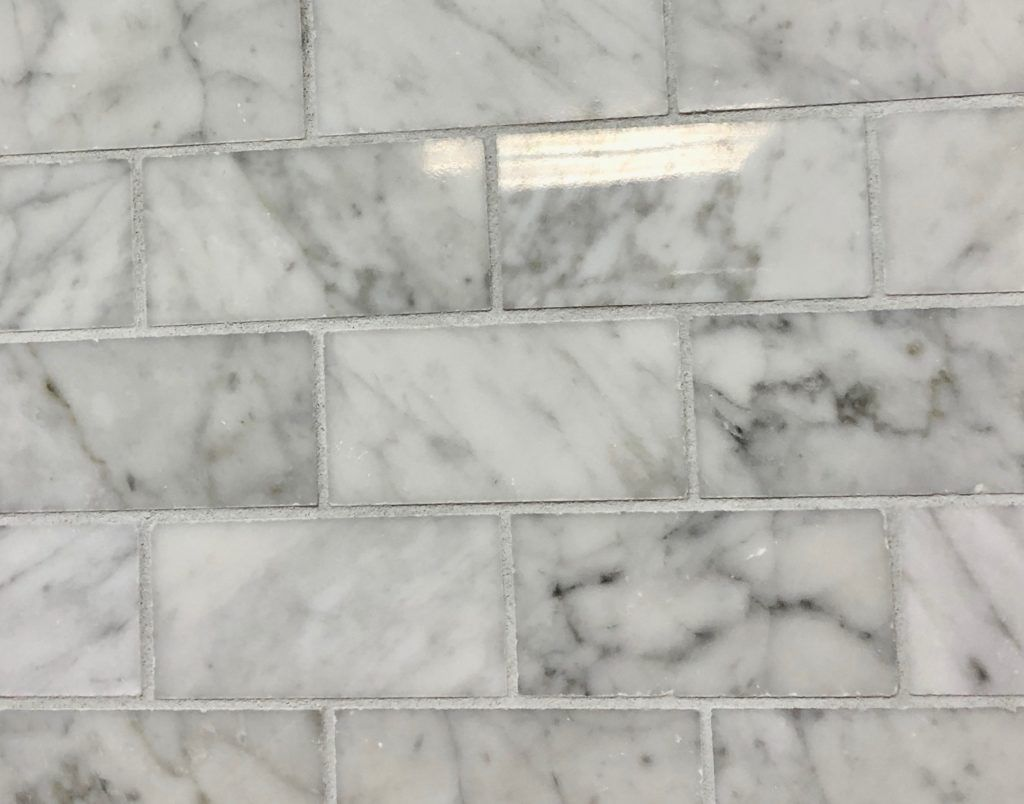 2x4 Bianco Carrara Polished