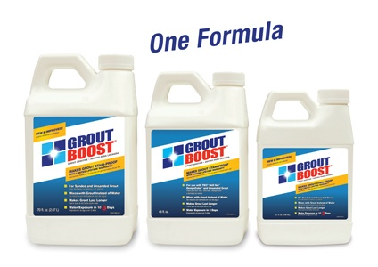 Photo of GroutBoost Additive