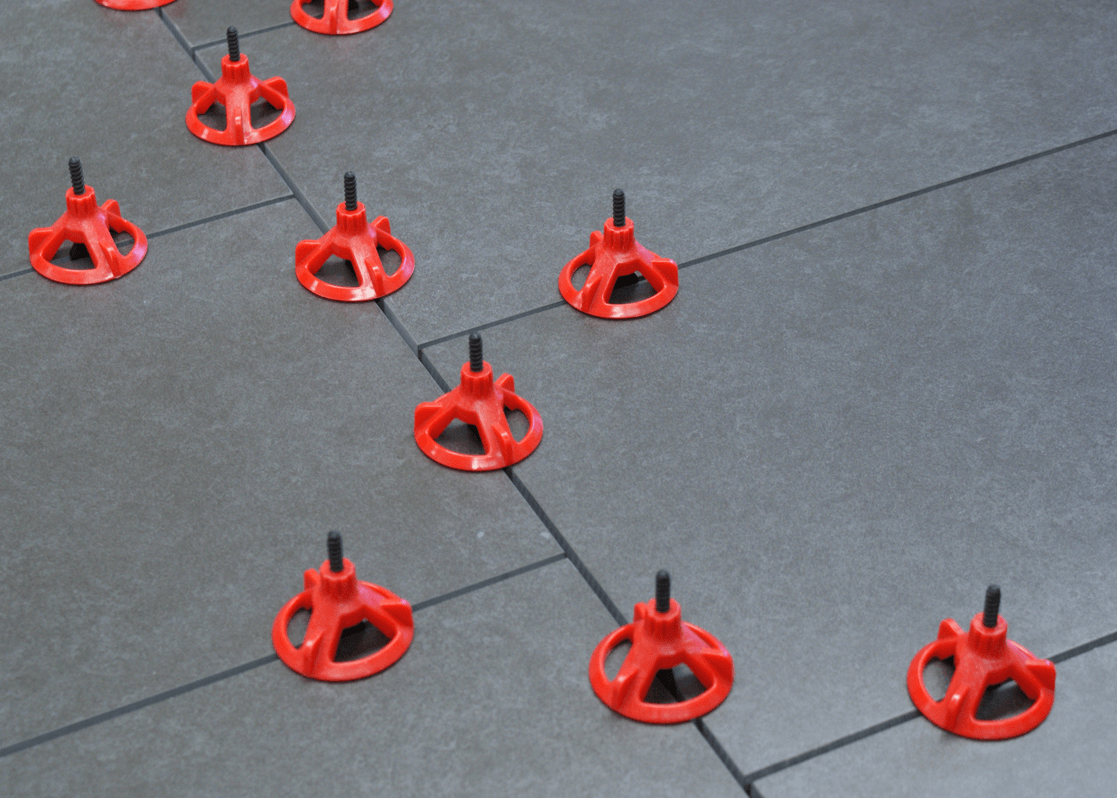 Photo of Spin Doctor Tile Leveling Spacers