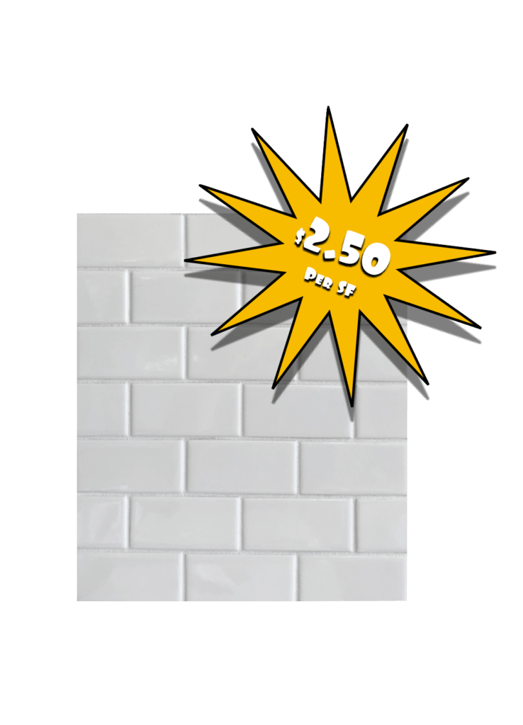 Brickwork White 2x4
